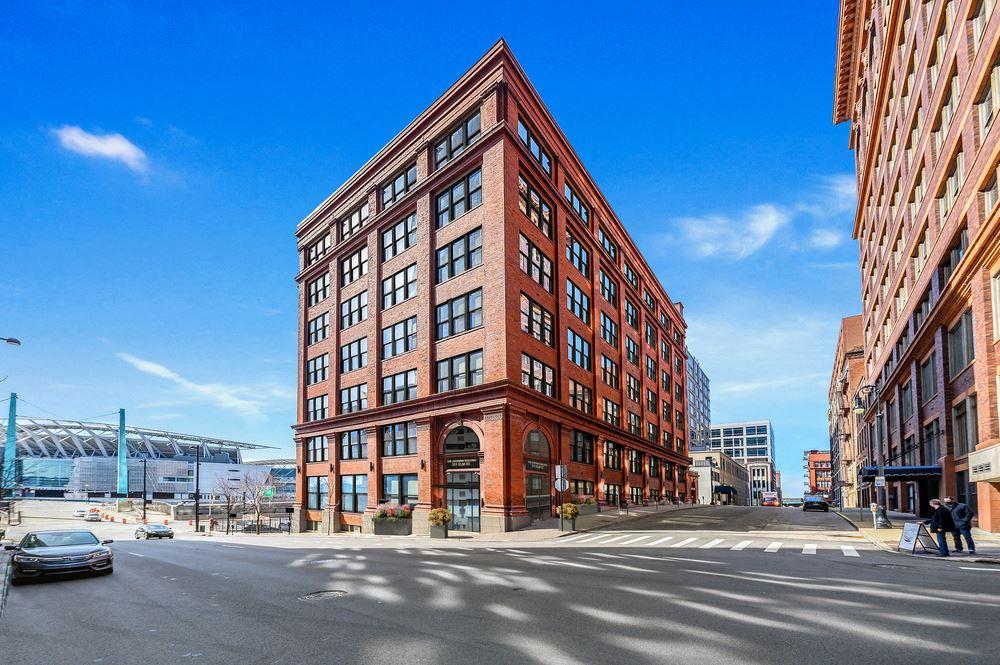 The Zussman Building at 311 Elm Street
