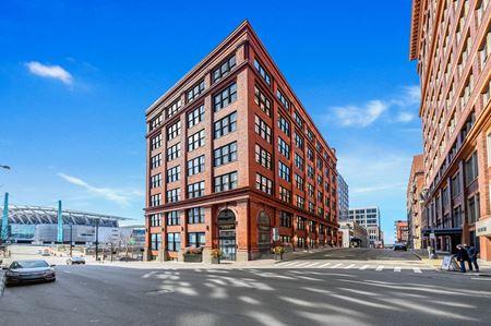 The Zussman Building at 311 Elm Street - Cincinnati