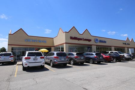 Olympia Plaza Shopping Center - Oklahoma City