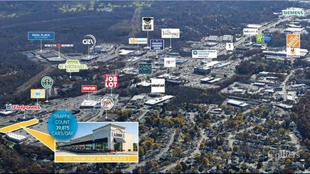 Retail/Medical Office For Lease on Route 1 - Norwood