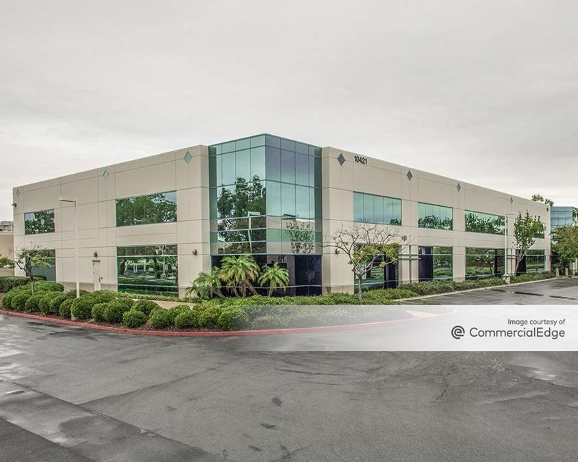 Sorrento Mesa - 10394, 10398, 10421 & 10445 Pacific Center Court