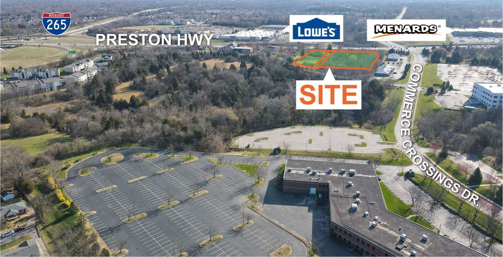 Cooper Church and Preston Highway Assemblage Land Opportunity