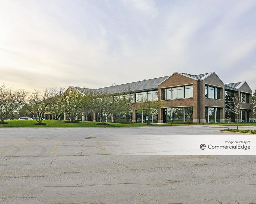 Chevy Chase Business Park - 1500 East Lake Cook Road