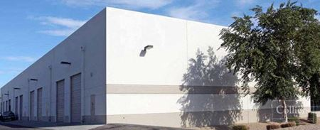 Industrial Warehouse Space for Sublease - Phoenix