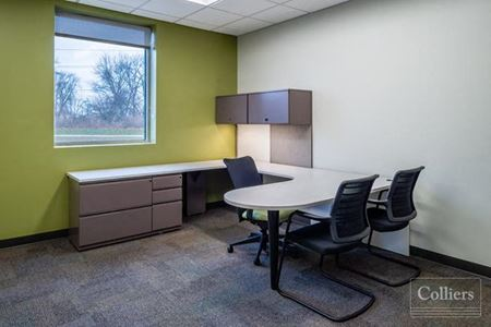 Pristine Condition Office/Warehouse - Fishers