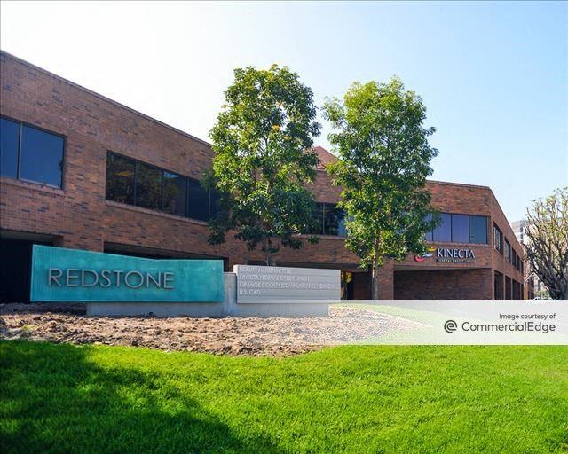 Redstone Plaza - 4041 MacArthur Blvd