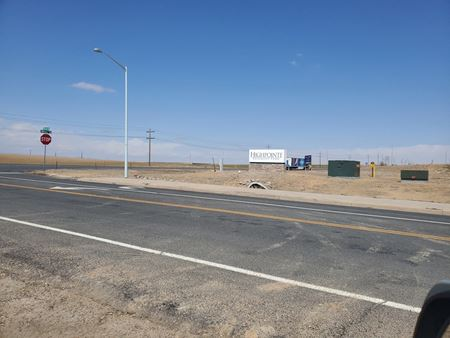 Gas Station/C-store Lot - Greeley