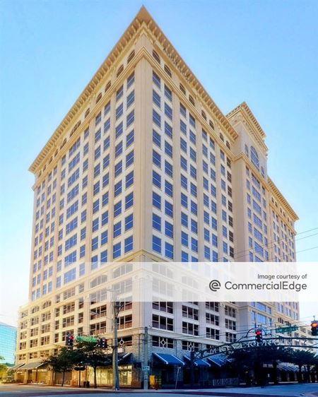 The AutoNation Building - Fort Lauderdale