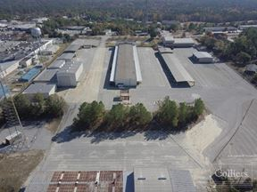 Shakespeare Industrial Park | Cross-Dock Transfer Terminal on ±23.69 Acres | ±83,575 SF Available