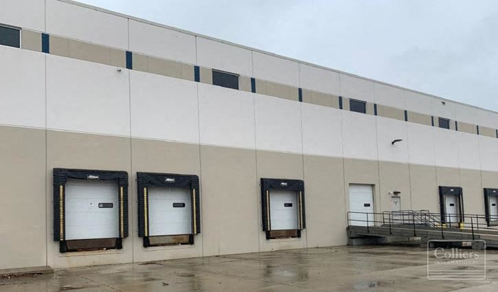 43,072 SF Available for Lease in Roselle, Illinois