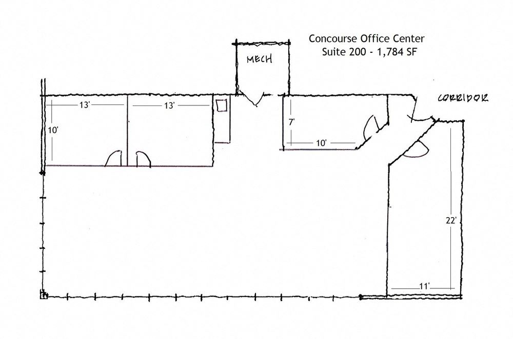 Concourse Office Center - Office Suites for Lease - Ann Arbor / Pittsfield Twp