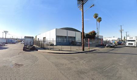 Large Industrial Facility Eligible for Cannabis - Los Angeles