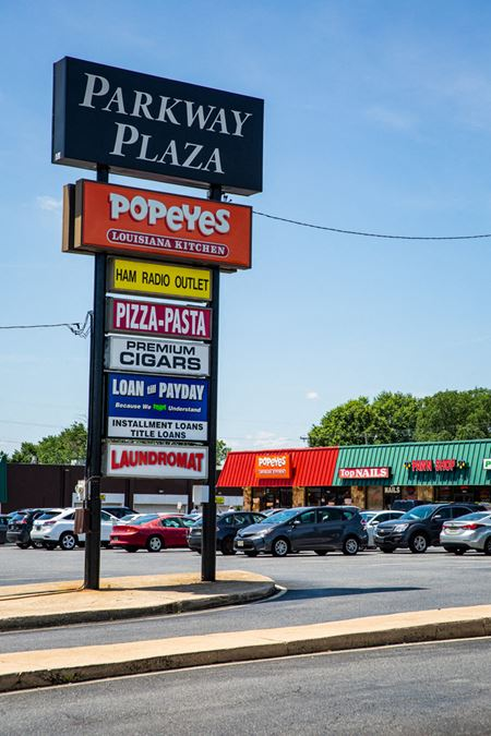 Parkway Plaza - New Castle