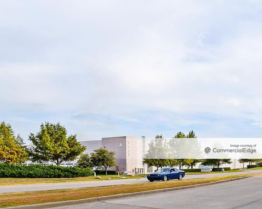 Carter Park Distribution Center