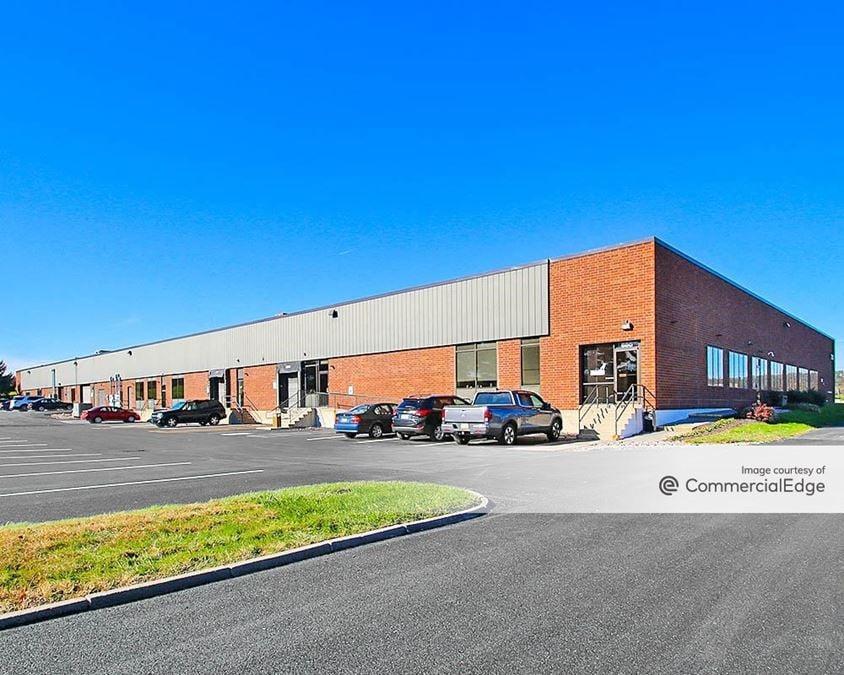 Iron Run Corporate Center - 7310 West Tilghman Street