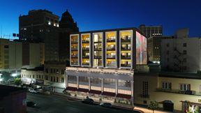 Trost Hills Building FOR LEASE - El Paso