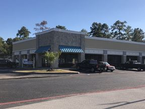 End Cap Retail Space on Grant Road in Cypress