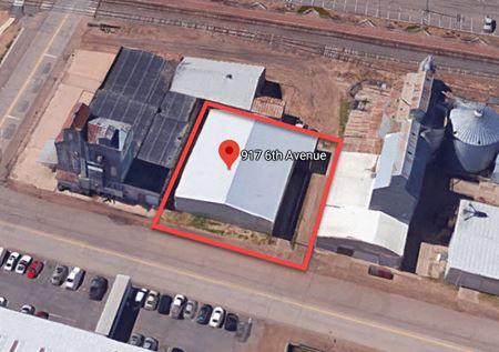 Excellent Lt Industrial Building - Greeley