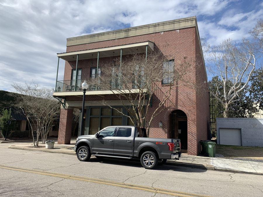 Mixed Use Building | Downtown Hattiesburg