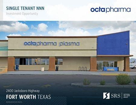 Fort Worth, TX - Octapharma - Fort Worth