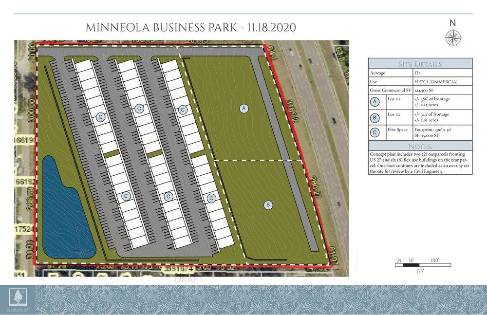 Minneola Business Park - Parcel A