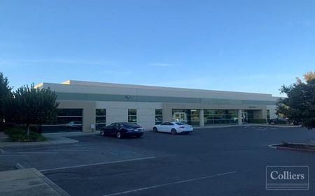 INDUSTRIAL BUILDING FOR SALE - Morgan Hill