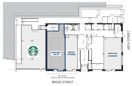Prime Center City Retail Space Available - Philadelphia