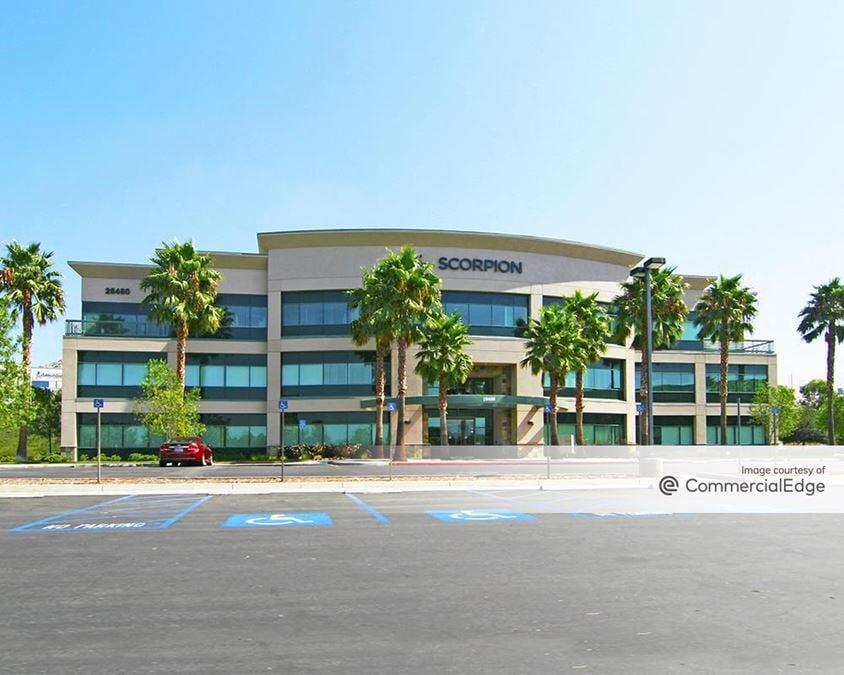 Valencia Corporate Plaza - 28480 Avenue Stanford
