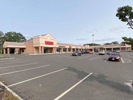 Grocery-Anchored Shopping Center - Jackson