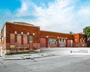 3511 West Fort Street & 3510 West Jefferson Avenue