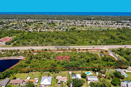 ±4.43 Acres Commercial / Residential Corner - Hobe Sound