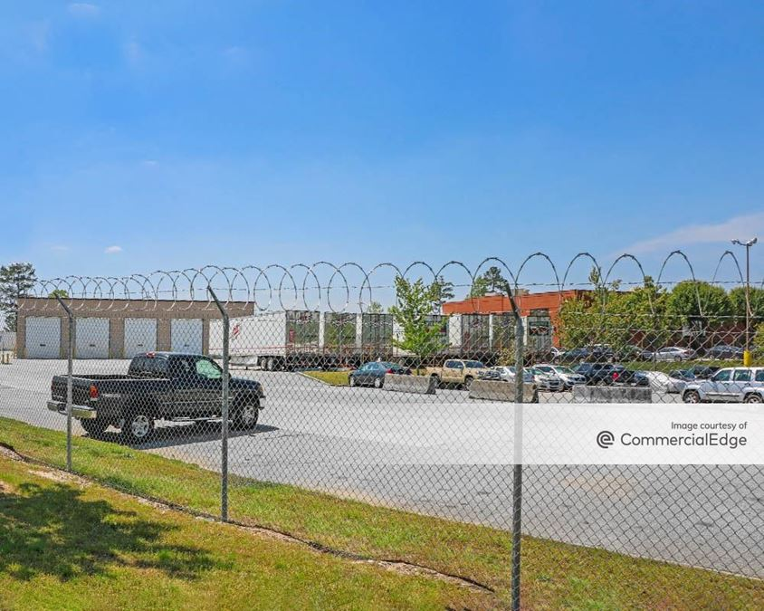 Majestic Logistics Center