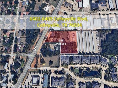 6401-6405 Colleyville Blvd - Colleyville