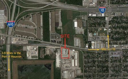 Sold | Warehouse/Manufacturing Facility - Houston