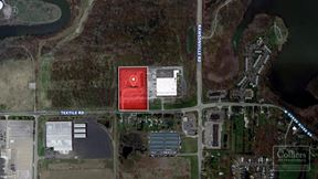 7 +/-  ACRES FOR LEASE > LAY DOWN OR PARKING