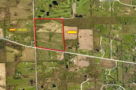 59 Acres North Territorial Road - Northfield Township