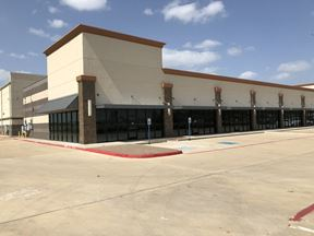 Stadium Retail Center - Katy