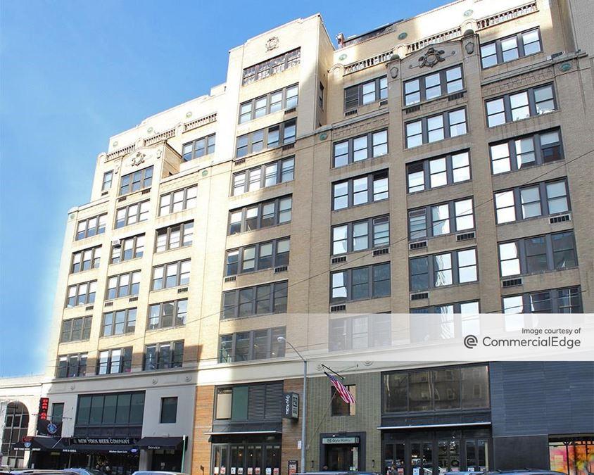 NY Observer Building