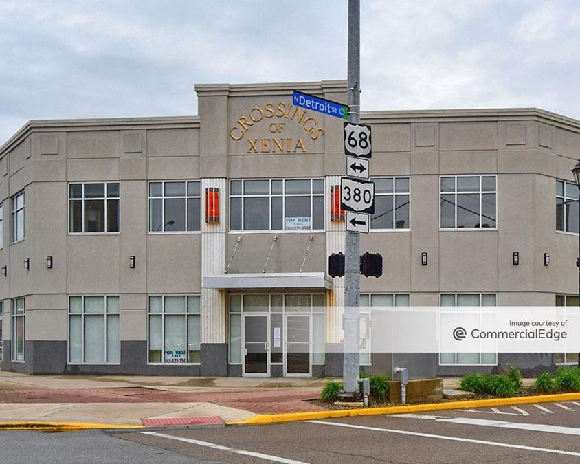 Xenia Crossings Building