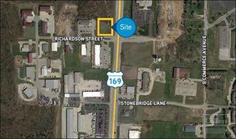 NWC US 169 Highway & Richardson Street - Lot 1