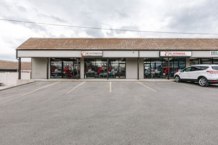 Plaza at 33rd Retail/Office space for Lease - Salt Lake City