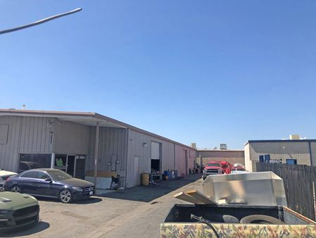±5,446 SF Freestanding Clear Span Building on 0.29 Acres - Fresno