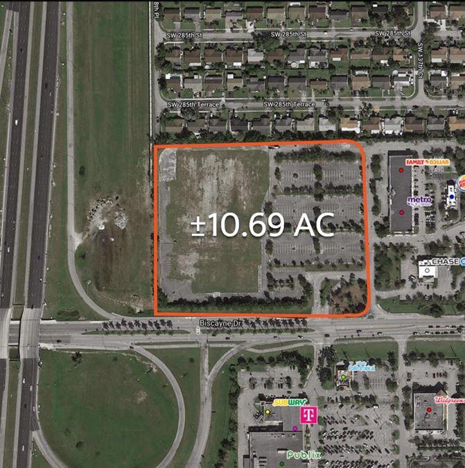 ±10.69 AC Homestead, FL