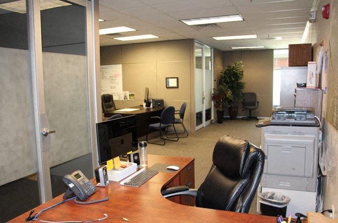 Atherton Tech Office