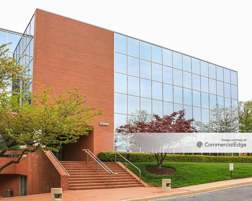 Shady Grove Executive Center - 9200 Building