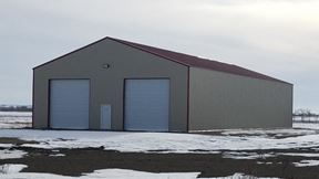 Priced to Sell! 5,000 SQ FT Shell Building on  +/- 5 Acres - Dore