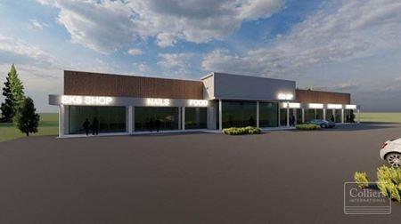 North Walton Shoppes - Bentonville