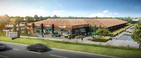 Tasman Technology Park Retail - Milpitas
