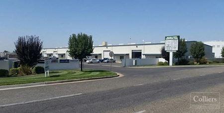Golden State Industrial Park - Fresno