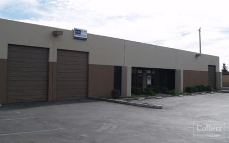 INDUSTRIAL SPACE FOR LEASE - Milpitas